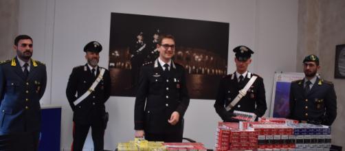 Verona, sequestro di sigarette fuori dall'autostrada