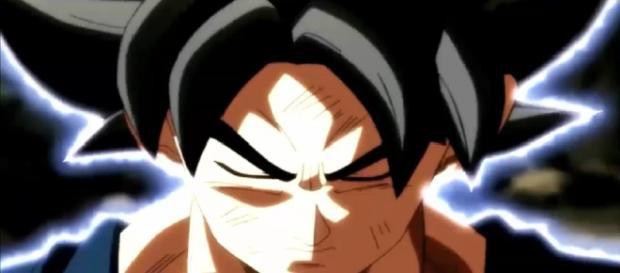 Dragon Ball Super: Goku and Vegeta terrified of Moro's power. [Image credit: Beyond God Goku/YouTube]