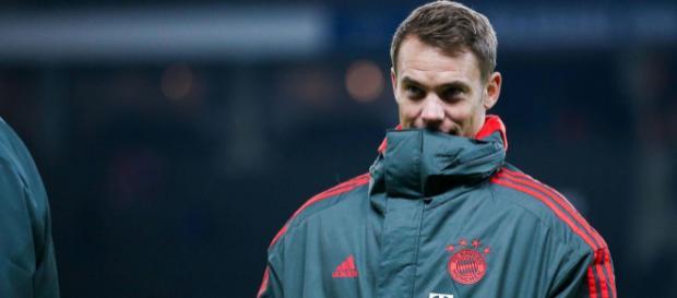 FC Bayern München: Manuel Neuer fällt auch gegen Schalke 04 aus - t-online.de