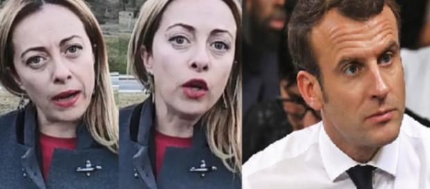 Giorgia Meloni e le ingerenze tra Italia e Francia. Blasting News