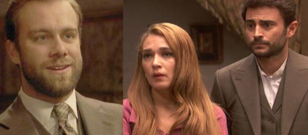 Spoiler Il Segreto: Fernando aiuta Raimundo a liberarsi di Julieta e Saul