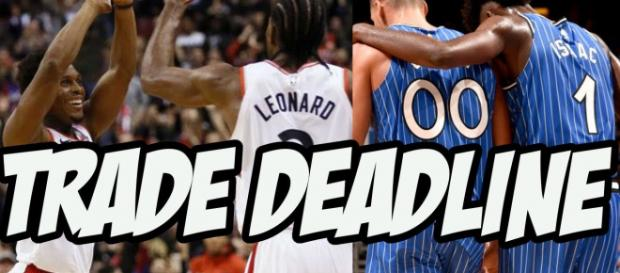 The NBA Trade Deadline has come and gone and given us some surprises. [Image Credit] AFunkyDiabetic - YouTube