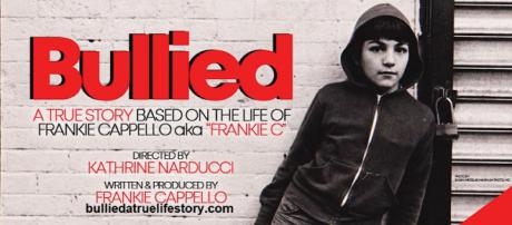 Frankie Cappello's childhood experiences inspired the movie 'Bullied'. / Image via Frankie Cappello, used with permission.