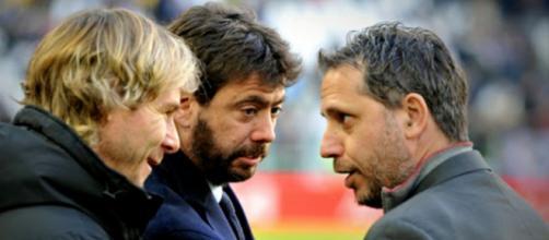 Juventus, Agnelli e Paratici vogliono la Champions