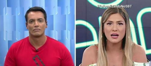 """Lívia Andrade comenta ausência de Leo Dias: """"Momento difícil ... - com.br"""