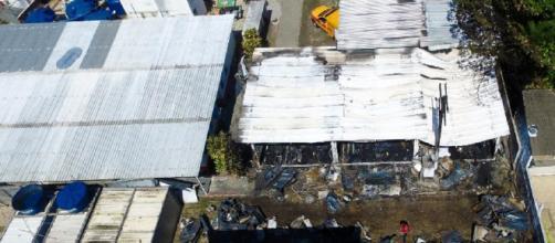 Tragédia no Ninho do Urubu pode ocasionar ações judiciais contra o Flamengo e a Prefeitura da Cidade do Rio de Janeiro (Foto: Globoesporte)