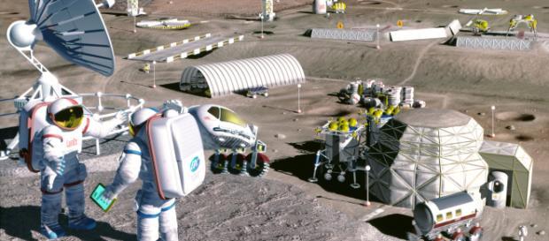 Amministratore della Nasa annuncia: 'Ritorneremo sulla Luna entro 10 anni per rimanerci'