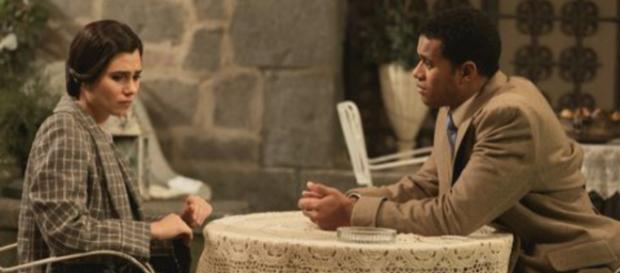 Il Segreto, spoiler iberici: Maria rivela a Roberto di amare ancora Gonzalo
