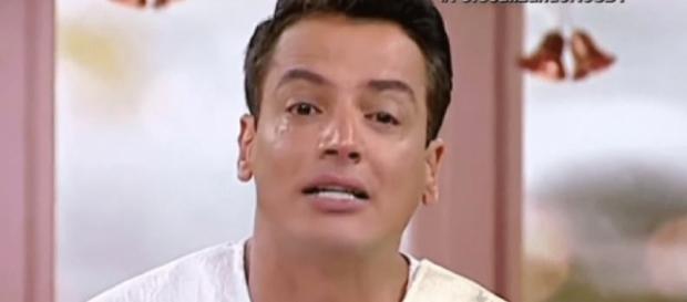 Leo Dias no 'Fofocalizando' (Reprodução SBT)