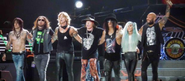 Guns N' Roses, forse un nuovo disco nel 2019