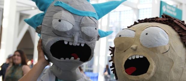 Wondercon 2016 - Rick and Morty Cosplay Cosplay at WonderCon 2016. [Image by William Tung / Wikimedia Commons]
