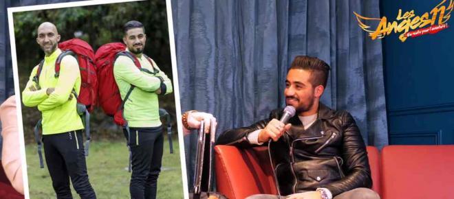 Oussama (Les Anges 11) règle ses comptes : 'Mehdi a menti à la France entière'