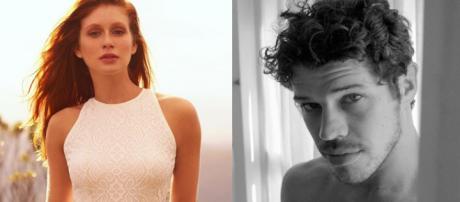 Marina Ruy Barbosa e José Loreto. (Foto: Reprodução/Instagram)