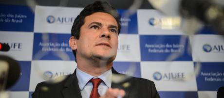 Moro segue orientação de Bolsonaro sobre Ilona Szarbó - (Foto: Fabio Rodrigues Pozzebom/Agência Brasil)