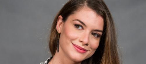 Alinne Moraes é uma das grandes atrizes da Rede Globo. Imagem: Reprodução GShow