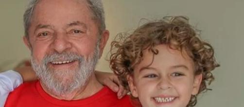 Arthur morreu nesta sexta-feira (Reprodução Facebook Lula)