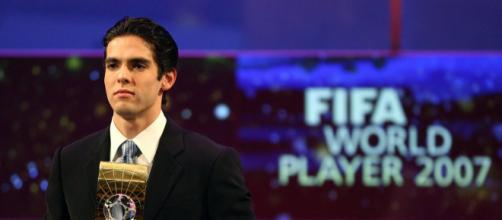 Kaká é um dos jogadores mais influentes do mundo. (Foto: Divulgação/ FIFA)