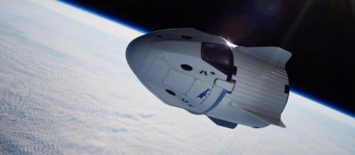 La navicella SpaceX Crew Dragon