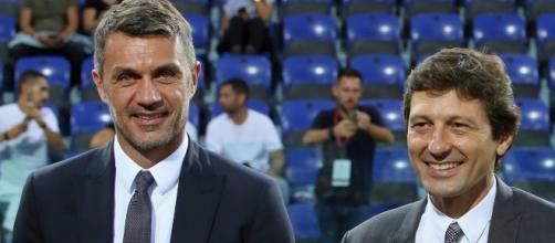 Maldini e Leonardo pronti al calciomercato