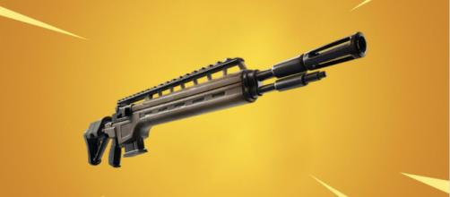 New infantry rifle is coming to Fortnite. Image: Epic Games data mine