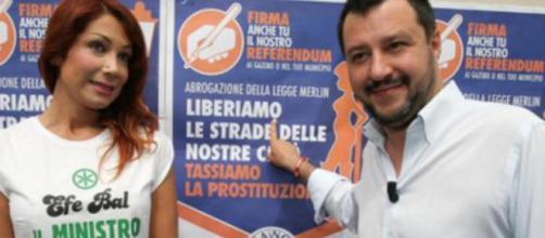 Salvini vuole riaprire le case chiuse, il M5S apre ma vuole la cannabis legale in cambio