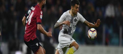 Serie A, Cagliari-Inter 2-1: i gol di Ceppitelli e Pavoletti affondano i nerazzurri.