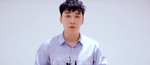 Seungri troubled by serious allegations, Big Bang's future uncertain. Image credit:BIGBANG/YouTube screenshot