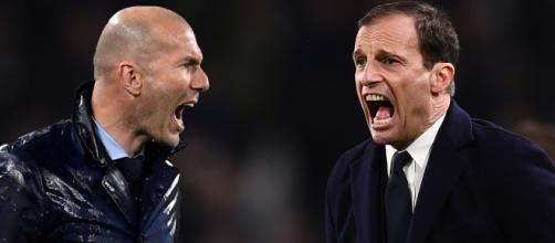 Juventus: si parla di Zidane per il dopo-Allegri - sportbreakingnews.com