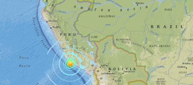 Terremoto en Perú: un sismo de 7 grados sacudió el sur del país. - juninalminuto.com
