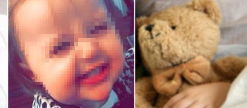 Bimba di 18 mesi morta soffocata nel sonno dal suo orsacchiotto preferito