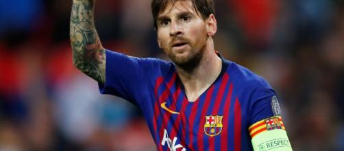 Lionel Messi vient de disputer son 800e match en carrière