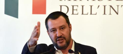 Sicurezza tra il sindaco Sala e Matteo Salvini sulla sicurezza in città.