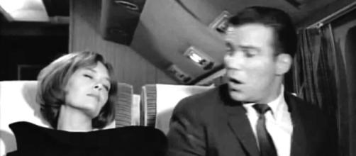'The Twilight Zone' has had several unforgettable episodes, including 'Nightmare at 20,000 Feet.' - [The Twilight Zone /YouTube screencap]