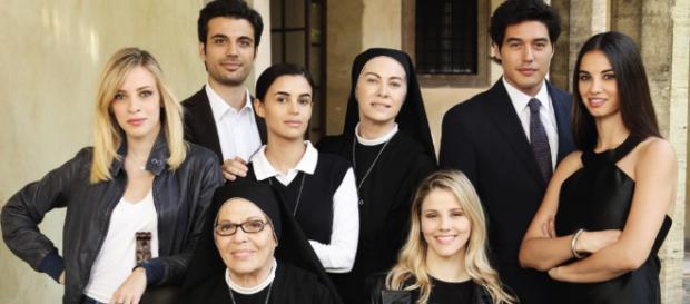 Spoiler Che dio ci aiuti: Ginevra realizza di essere innamorata dell'avvocato