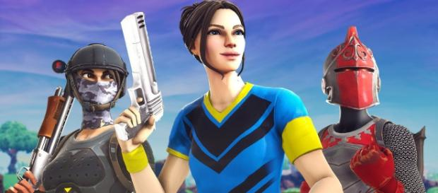 New skill-based matchmaking might be coming to Fortnite. [image source: x2Twins/YouTube screenshot]