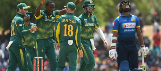 Sri Lanka look to hit back against upbeat South Africa - (icc-cricket/Youtube screencap)
