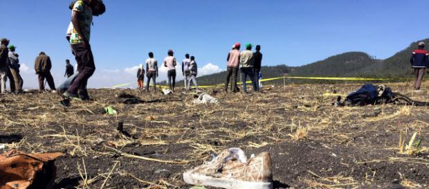 ÚLTIMA HORA: ACCIDENTE AÉREO en ETIOPIA: 157 MUERTOS - ForoCoches - forocoches.com