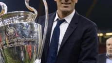 Real Madrid : Les 9 titres remportés par Zidane sur le banc des Merengue