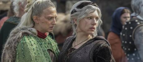 Torvi e Lagertha em Vikings (Foto - History)