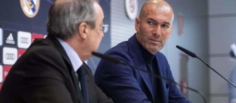 Zinédine Zidane devrait être nommé entraîneur du Real Madrid dans les prochaines heures.
