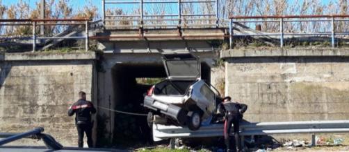 Calabria, giovane ragazzo perde la vita in un incidente stradale