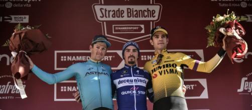Cyclisme : le top 5 des Strade Bianche
