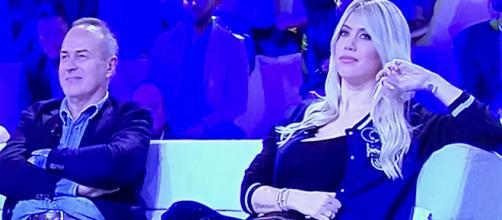 Inter, Wanda Nara sta lavorando per la pace con Icardi
