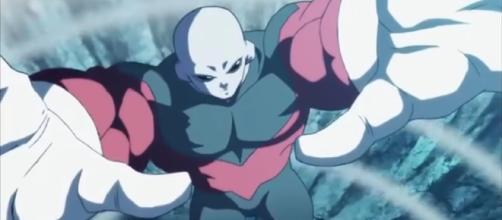 It was an epic battle between Zamasu and Jiren. [Image source: CloudNation101/YouTube]