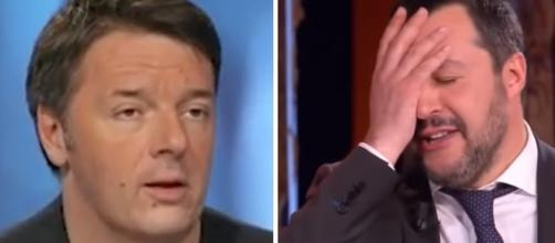 Renzi, lo sfogo a L'aria che tira: 'Salvini non ha risolto nulla', e attacca Letta (VIDEO)