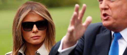 Melania Trump podría tener una doble
