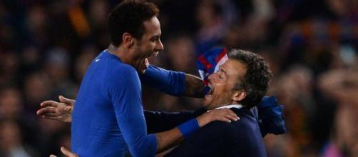 Mercato PSG : Neymar aimerait attirer Luis Enrique