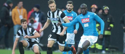 Napoli-Udinese, 28esima giornata di Serie A