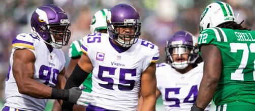 The Lions are favored to land Anthony Barr. - [USA Today Sports / YouTube screencap]