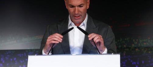 Zinedine Zidane vuelve al Real Madrid